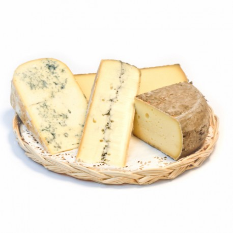 Plateau de fromage traditionnel