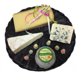 """Plateau de fromage """"le subtil"""""""